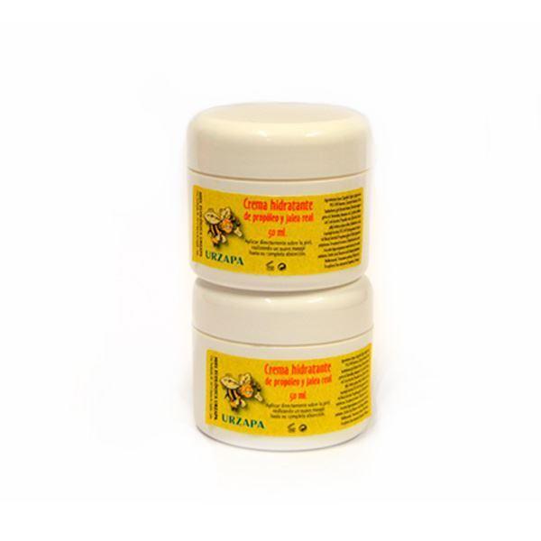 Crema Hidratante de Propóleo y Jalea Real