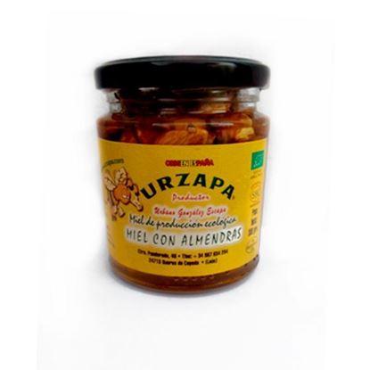 Miel con Almendras
