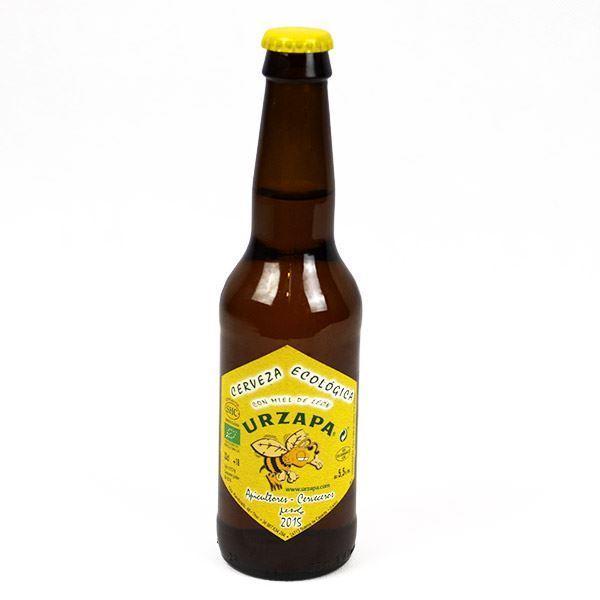 Cerveza con Miel Ecológica