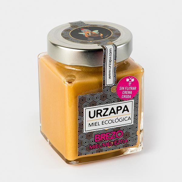 Miel de Brezo de 400 gr